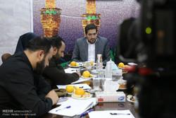 نشست خبری افتتاحیه سومین دوره مسابقه عکاسی من و دوست اربعینی ام