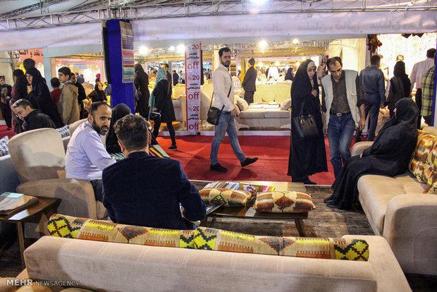 برگزاری نمایشگاه در شرایط قرمز کرونایی تبریز