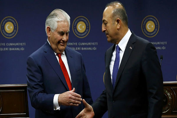 Turkey-US ties either to be fixed or completely broken: Turkey