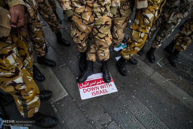 Fotoğraflarla İran'daki 4 Kasım gösterileri