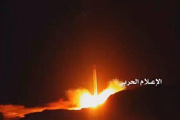 إطلاق صاروخ باليستي بركان H2 على مطار الملك خالد الدولي بالرياض