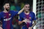 برشلونة يعزز صدارته في الليغا بعد فوزه على إشبيلية