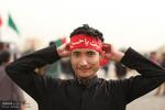 زائرین اربعین حسینی در اربعین