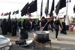 أجواء مدينة النجف على اعتاب ذكرى الاربعين الحسيني