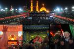 میلیونها زائر در مسیر عاشقی؛ «نجف - کربلا» بوی بهشت گرفت