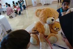 پروژه خرس عروسکی بیمارستان