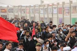 ۱۰۰ گیت برای تسهیل در عبور و مرور زائران در مرز مهران فعال شد