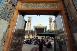 الزوار الإيرانيون في مدينة سامراء / صور