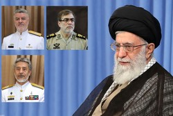 Leader makes new appointments in Iran's Army