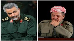 Barzani offers condolences to Gen. Soleimani