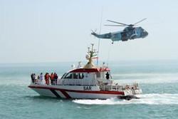 انجام ۴۲مورد عملیات جستجو و نجات دریایی در هرمزگان