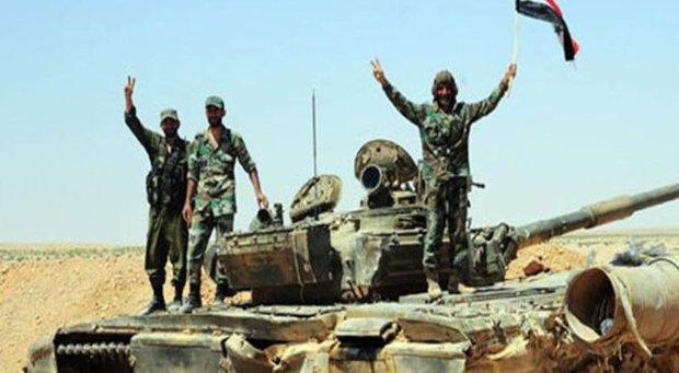Syrian Army thwarts attack by al-Nusra terrorists on Hadar in Quneitra