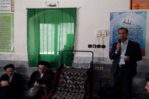 گازرسانی به ۵۰ روستای شهرستان خوسف