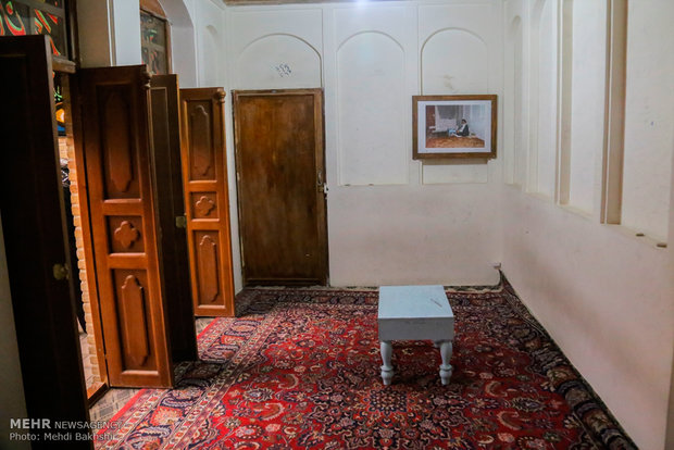 منزل الامام الخميني (ره) في مدينة النجف