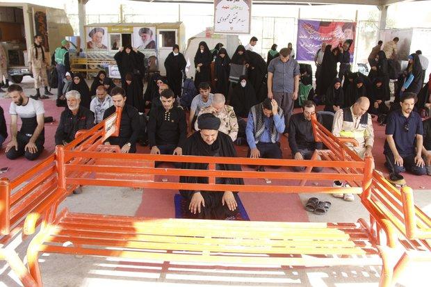 افزایش رفاه زوار اربعین در مهران/ اتمام پروژه ها تا ۱۰ روز آینده