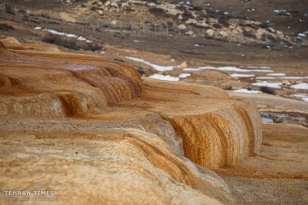 Badab-e Surt, a vibrant destination for nature lovers