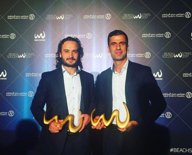 سه ساحلی باز ایران نامزد کسب عنوان برترین بازیکن جهان