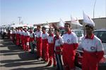 اعلام آمادهباش جمعیت هلالاحمر در استان ایلام