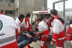 مراجعه ۱۳۵ هزار زائر به بیمارستانهای هلال احمر در عراق