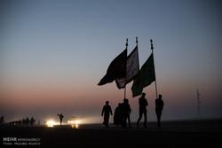 راهپیمایی عظیم اربعین حسینی