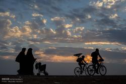 حضور دوچرخه سواران خراسان رضوی در پیاده روی بزرگ اربعین حسینی