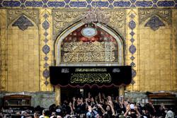 أجواء حرم الامام علي ابن ابي طالب (ع) قُبيل زيارة الأربعين/ صور