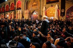 حضور طلاب گنابادی در اربعین حسینی با محوریت کار فرهنگی