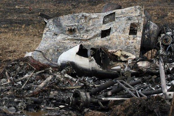 سقوط بالگرد اورژانس و شهادت ۵ سرنشین