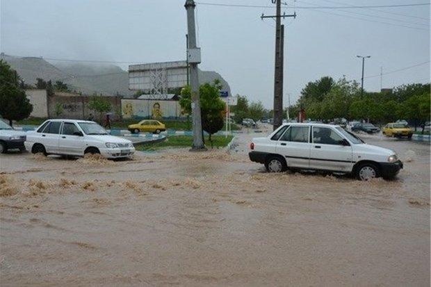 سیلاب و آبگرفتگی در راه است