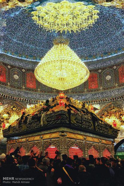 أجواء سامراء قُبيل أربعين الإمام الحسين (ع)