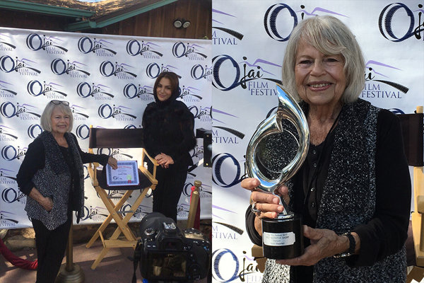 'Retouch', 'Lunchtime' win awards at Ojai Filmfest.