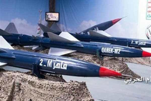شلیک موشک قاهر ۲ به مواضع مزدوران سعودی در الجوف یمن