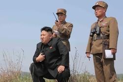 رهبر کره شمالی کیم جونگ اون