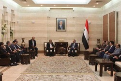 Syrian PM urges expansion of economic ties with Iran
