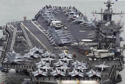 الولايات المتحدة تضطر لسحب أسطولها من الخليج الفارسي