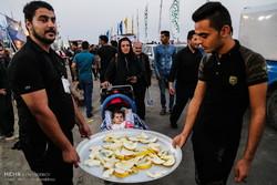 ۷۰ موکب برای پذیرایی از زائران اربعین در اندیمشک راه اندازی شده