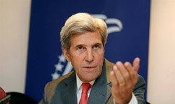 Iran nuclear deal is 'working', Kerry says