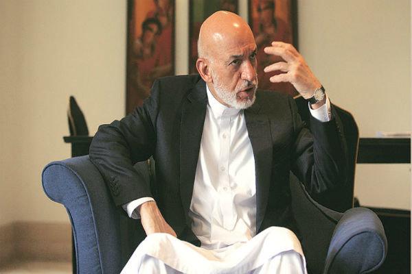 Former Afghan president says US has failed in Afghanistan