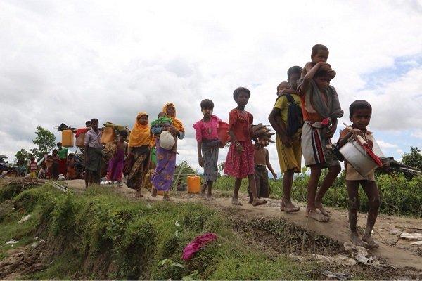 وباء قاتل يهاجم مخيمات الروهينغا