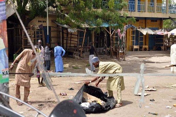 50 قتيلا جراء تفجير انتحاري في مسجد شمال شرق نيجيريا