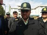 پلیس در برقراری امنیت نقاط زلزله زده کرمانشاه خوب ظاهر شد