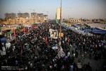 ورود ۱۵ میلیون زائر حسینی به کربلای معلی ثبت شده است