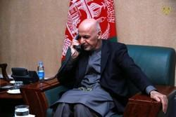 گفتگوی تلفنی «غنی» و «پنس»؛ تاکید بر افزایش همکاری واشنگتن- کابل