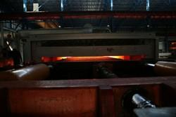 استاندار کرمانشاه در بازدید از کارخانه ذوب آهن بیستون