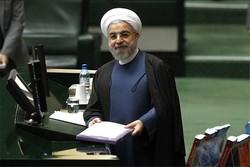 Cumhurbaşkanı Ruhani bugün meclise gidiyor