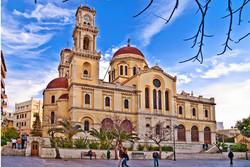 شهر هراکلیون یونان