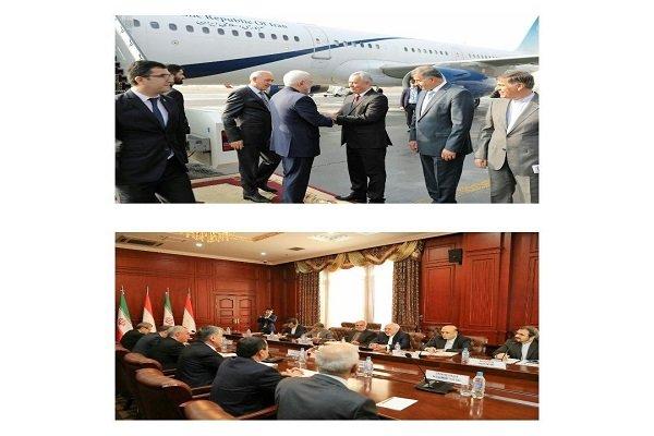 Zarif, Tacikistanlı mevkidaşıyla görüştü