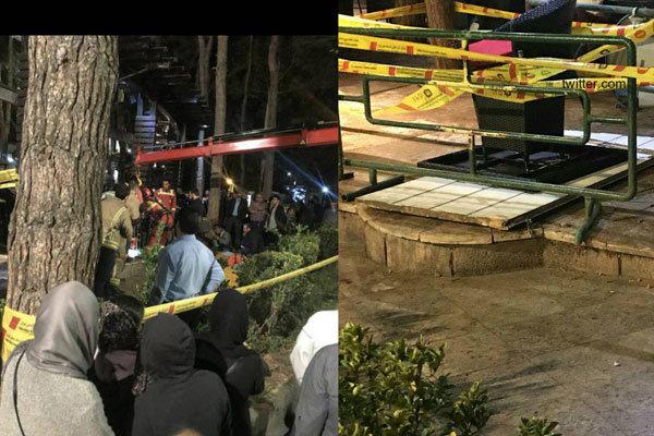 جزئیات سقوط یک دختر به چاه آب در مجموعه ورزشی انقلاب