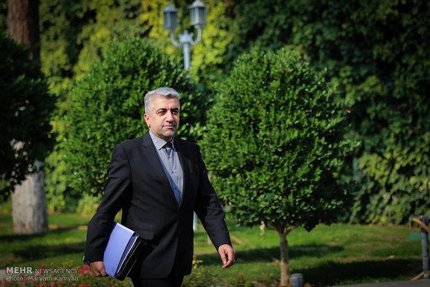 وزیر نیرو عازم تاجیکستان شد