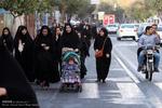 محدودیت های ترافیکی راهپیمایی جاماندگان اربعین در تهران اعلام شد